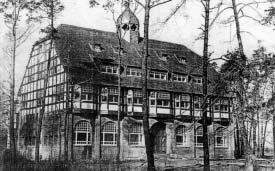 Das Hotel Praaßhof.