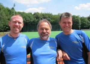 Die Orga-Crew des Pfingstlaufs.