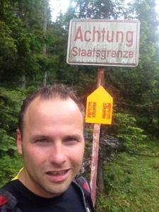 Staatsgrenze Österreich
