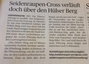 Rheinische Post 24.09.2013