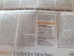 Rheinische Post 25.09.2013