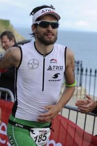 Matthias Epping beim Ironman Wales. Foto: privat