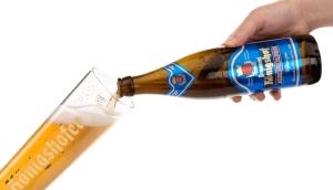 Das neue Königshofer Weizen-Alkoholfrei verzückt die Krefelder Sportwelt.