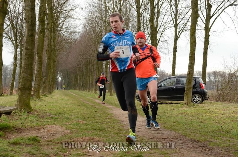 Überholmanöver. Foto: Mischa Visser, www.trailfoto.nl