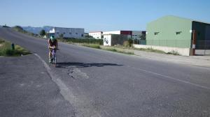 Alle Straßen verfügen über neuen Asphalt. Genau! Foto: ICAN/Twitter