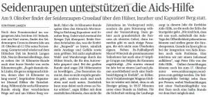 Aus der Rheinischen Post vom 7. Oktober 2014