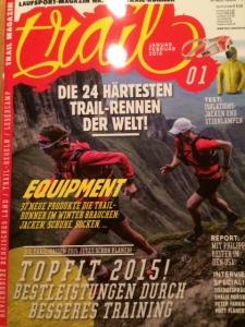 TRAIL-Magazin 1/2015