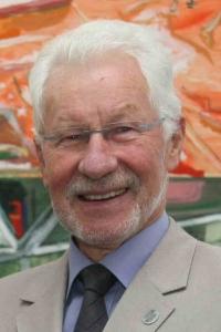 Dieter Hofman. Foto: Stadt Krefeld, Presse und Kommunikation