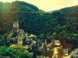 Die Burgen von Manderscheid.