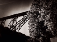Die Müngstner Brücke.