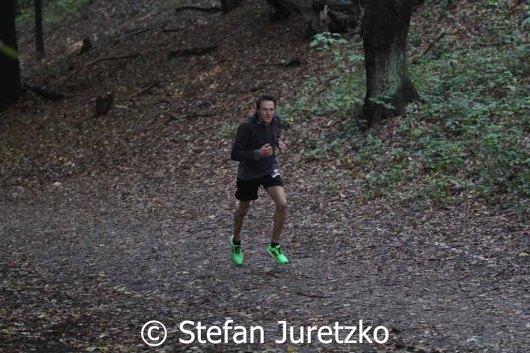Arthur Hoffmann, Gewinner der 6k-Strecke in 2015, läuft zum vierten Mal mit.