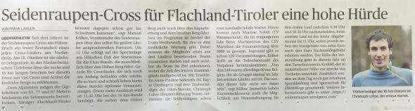 Rheinische Post, 10. Oktober 2015