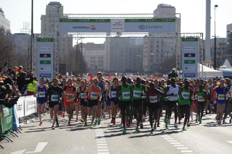 Berliner Halbmarathon