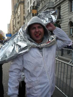 Nach dem New York-Marathon 2008, der nicht geplant war, dann aber spontan gelaufen wurde. Wohlgemerkt ohne Training.