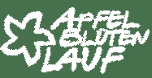 Logo Apfelblütenlauf