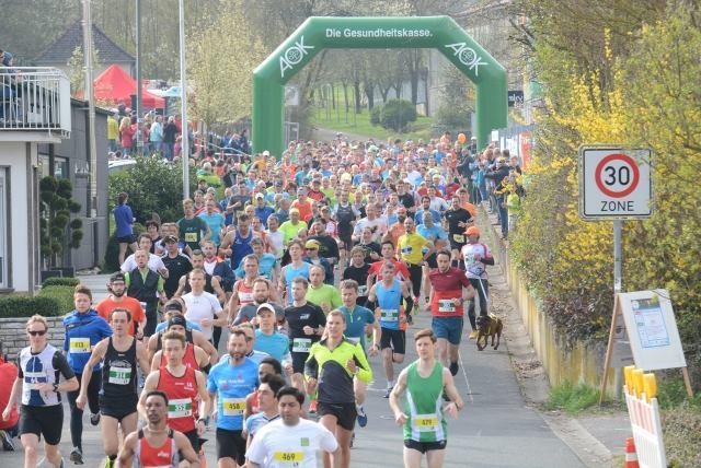 Saaletal-Marathon 1