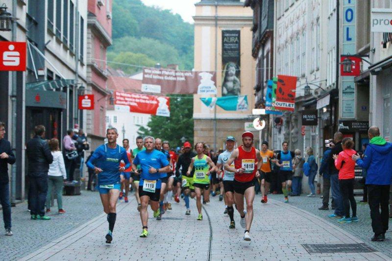 Crosslauf, 44. GutsMuths-Rennsteiglauf