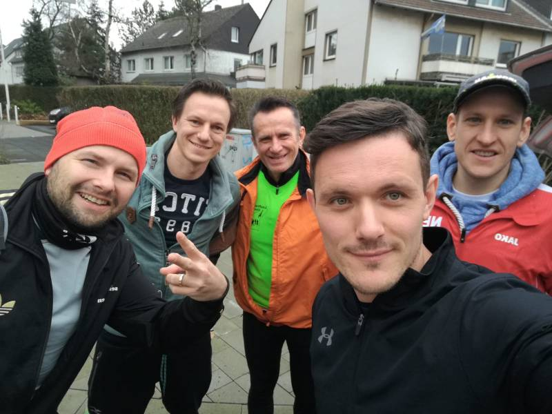 Winterlaufserie Duisburg 2019