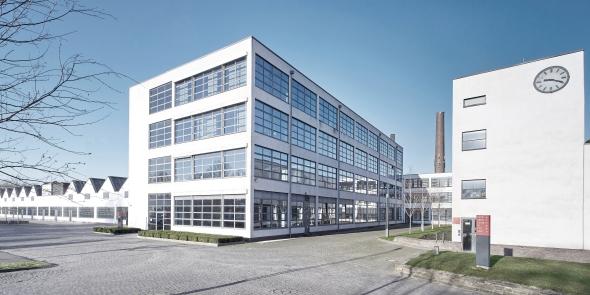 HE-Gebäude Mies van der Rohe Business Park