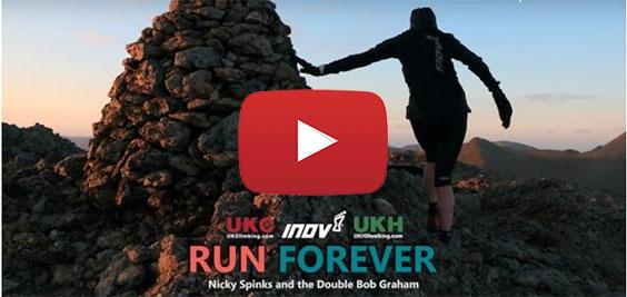 Run Forever Nicky Spinks & The Double Bob Graham